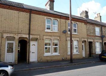Thumbnail 3 bed terraced house to rent in Palmerston Road, Woodston
