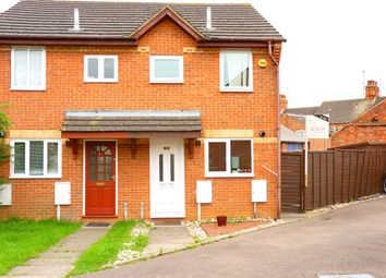Thumbnail 2 bed semi-detached house to rent in Adams Close, Wellingborough