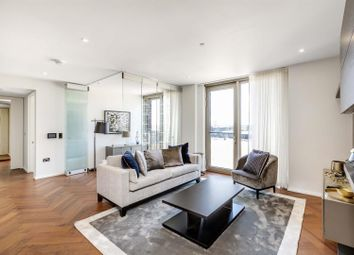 Thumbnail 2 bedroom flat for sale in Capital Building, Embassy Gardens, Nine Elms, London