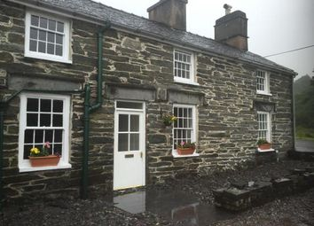 Thumbnail 3 bed semi-detached house to rent in Swch, Cwm Penmachno, Betws Y Coed, Conwy