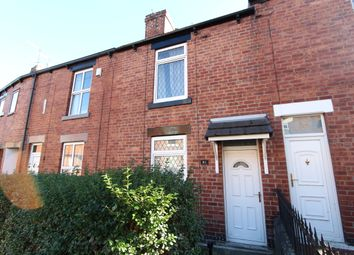 Thumbnail 2 bedroom terraced house for sale in Eastwood Road, Sheffield