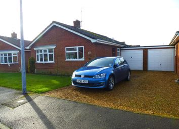 Thumbnail 2 bedroom bungalow to rent in Fen View, Christchurch, Wisbech