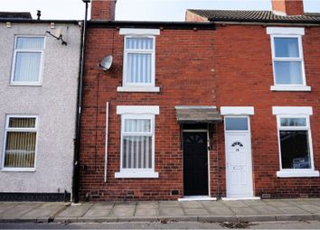 Thumbnail 3 bed terraced house for sale in Skellow, Doncaster