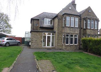 3 bed semi-detached house for sale in Bradford Road, Bradley, Huddersfield HD2
