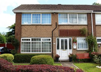 Thumbnail 3 bed end terrace house for sale in Law Close, Wetherby