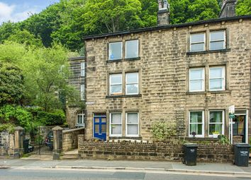 Thumbnail 2 bed end terrace house for sale in Machpelah, Hebden Bridge, West Yorkshire
