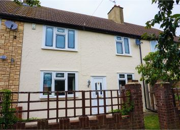 Thumbnail 3 bedroom terraced house for sale in Crayford Way, Dartford
