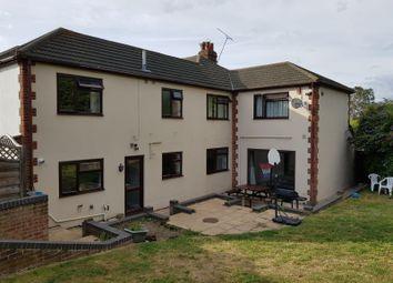 Thumbnail 4 bed semi-detached house to rent in Lower Rainham Road, Gillingham, Kent