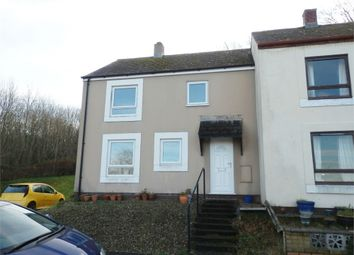 Thumbnail 3 bed semi-detached house for sale in Cwmifor, New Quay, Ceredigion