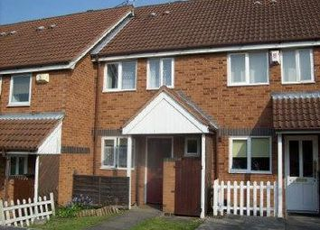 Thumbnail 2 bed town house to rent in Belfry Drive, Leicester