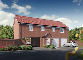 """Thumbnail 2 bedroom property for sale in """"The Coach House"""" at Hill Barton Road, Pinhoe, Exeter"""