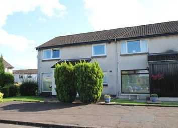 Thumbnail 2 bedroom flat for sale in Hillhouse Road, Denny, Stirlingshire
