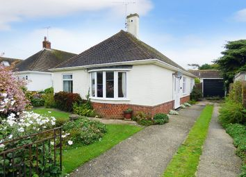 Thumbnail 3 bed detached bungalow for sale in Normandy Drive, East Preston, Littlehampton