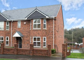Thumbnail 2 bedroom flat for sale in Crownoakes Drive, Wordsley, Stourbridge, West Midlands