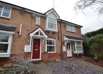 Thumbnail 2 bed terraced house to rent in Calder Close, Droitwich