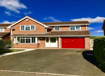 Thumbnail 4 bedroom detached house to rent in Friesland Close, Worcester