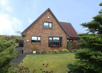 Thumbnail 5 bedroom detached house for sale in Dungoil Avenue, Cumbernauld, Glasgow, North Lanarkshire