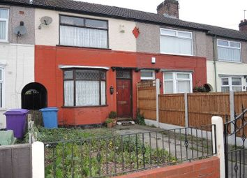 Thumbnail 2 bedroom terraced house for sale in Haydn Road, Knotty Ash, Liverpool
