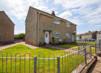 Thumbnail 2 bed semi-detached house for sale in Kirkton Road, Kilmarnock