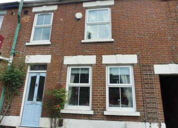Thumbnail 3 bed terraced house for sale in Sprowston Road, Norwich