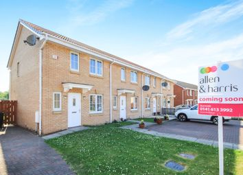 Thumbnail 3 bed end terrace house for sale in Martyn Grove, Cambuslang, Glasgow