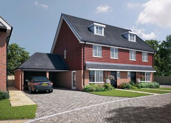 Mulberry Place, Margate, Kent CT9. 4 bed semi-detached house for sale