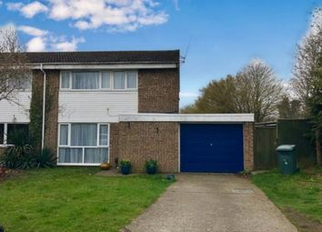Thumbnail 4 bedroom semi-detached house for sale in Wellington Close, Bicester, Oxfordshire