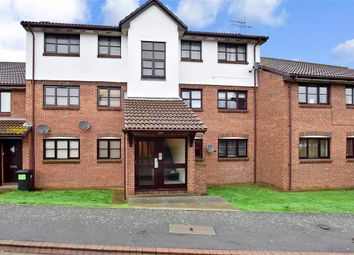 Thumbnail 2 bed flat for sale in Chalice Way, Greenhithe, Kent