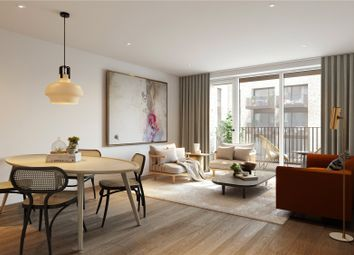 Thumbnail 2 bed flat for sale in Carrck Yard, 60 Penfold Street, London