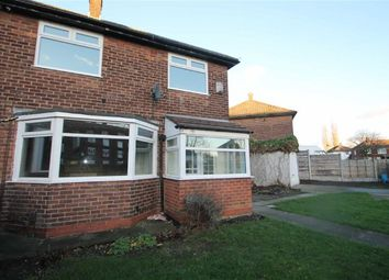 Thumbnail 3 bed semi-detached house for sale in Somerset Road, Eccles, Manchester