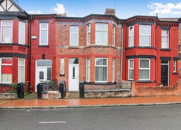 Thumbnail 5 bed terraced house for sale in The Woodlands, Tranmere, Birkenhead