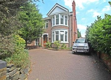 Thumbnail 4 bed semi-detached house for sale in Holyhead Road, Coventry