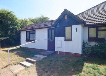 Thumbnail 1 bed semi-detached bungalow for sale in Boxberry Gardens, Walnut Tree, Milton Keynes