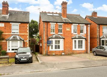 Thumbnail 3 bed semi-detached house to rent in New Road, Ascot