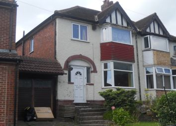 Thumbnail 3 bedroom semi-detached house for sale in Oxhill Road, Birmingham