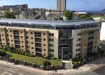 Thumbnail 2 bed flat for sale in Wesley Court, 1 Millbay Road, Plymouth