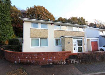 Thumbnail 4 bedroom detached house for sale in Pant Farm Close, Newbridge, Newport