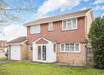 Thumbnail 4 bedroom detached house to rent in Hunters Grove, Orpington