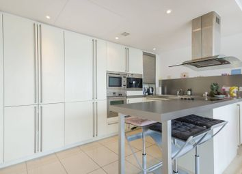 Thumbnail 1 bedroom flat for sale in Hertsmere Road, Canary Wharf