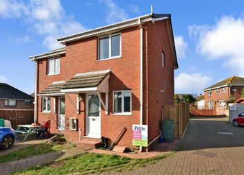 Thumbnail 2 bedroom semi-detached house for sale in Millennium Way, Sandown, Isle Of Wight