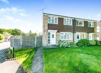 Thumbnail 3 bed semi-detached house for sale in Bagshot, Surrey, United Kingdom