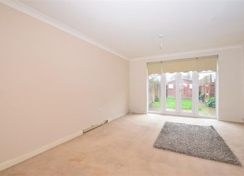Thumbnail 3 bedroom town house for sale in Ingram Close, Larkfield, Aylesford, Kent