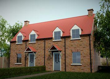 Thumbnail 3 bedroom semi-detached house for sale in Station Road, Plot 1, Walpole Cross Keys, King's Lynn