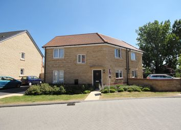 Thumbnail 3 bed semi-detached house to rent in Hazel Gardens, Harwell