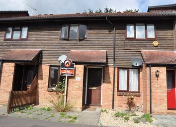 Thumbnail 2 bed terraced house to rent in Wellers Close, West Totton, Southampton