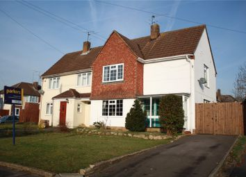 Thumbnail 3 bed semi-detached house to rent in Silverdale Road, Earley, Reading, Berkshire
