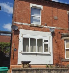 Thumbnail 4 bedroom end terrace house for sale in Pym Street, Nottingham