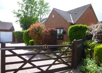 Thumbnail 4 bed detached bungalow for sale in Burley Ct, North Moor Rd, Walkeringham