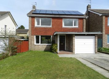 Thumbnail 3 bed detached house to rent in Arden Road, Leckhampton, Cheltenham