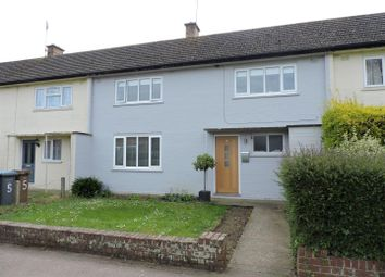 Thumbnail 3 bedroom property for sale in Churchill Close, Woodbridge